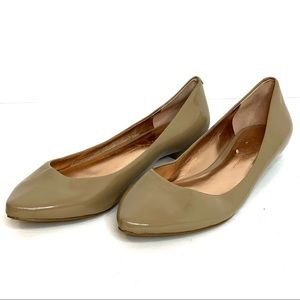 JESSICA SIMPSON Womans nude flats size 6B